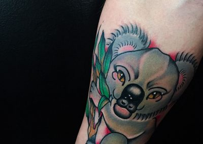 Martha Blek Tattooer